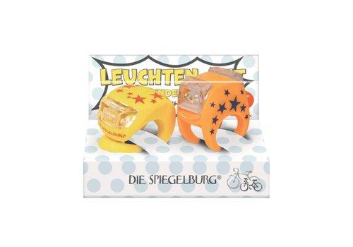 Die Spiegelburg Die Spiegelburg Fietsverlichting Pimp my Bike