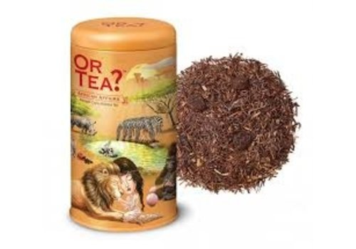 "Or Tea Or Tea ""African Affairs"" Premium Cocoa & Raisin Rooibos"