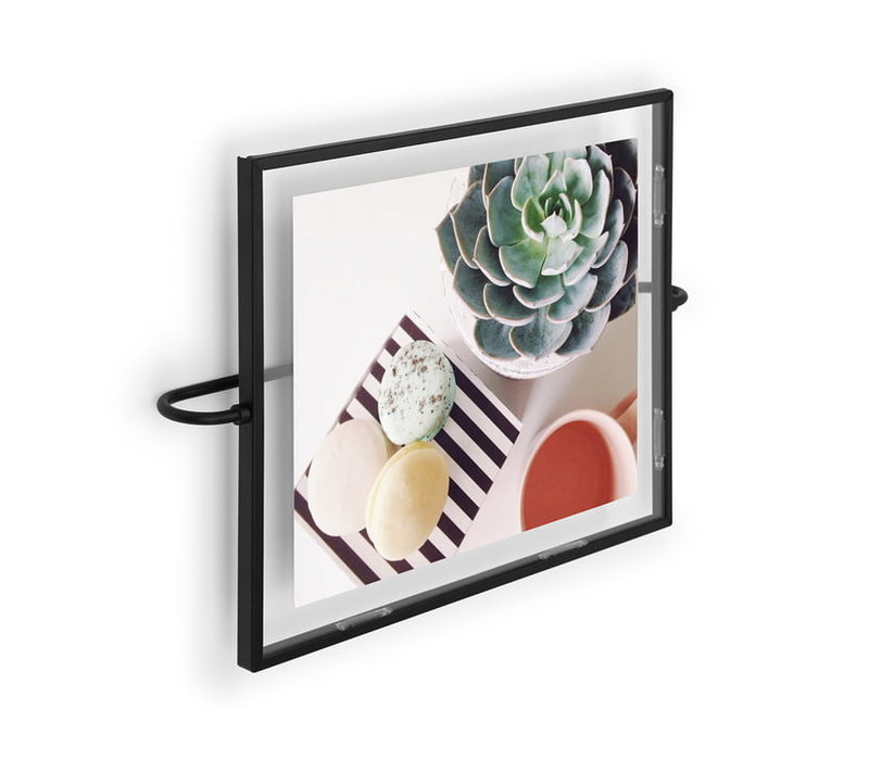 Umbra Phantom Photo Display Black 20 x 25 cm