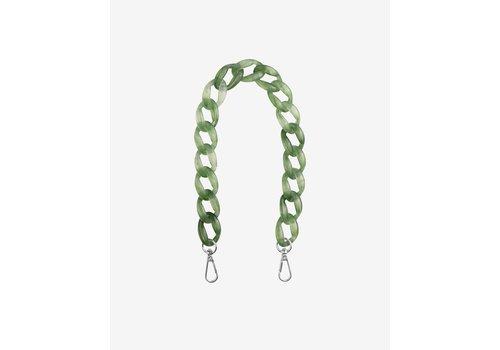 HVISK HVISK Chain Handle Tortoise Green