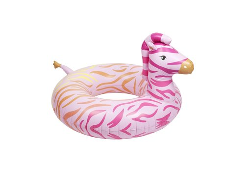 Sunnylife Sunnylife Luxe Zwembadring  Zebra
