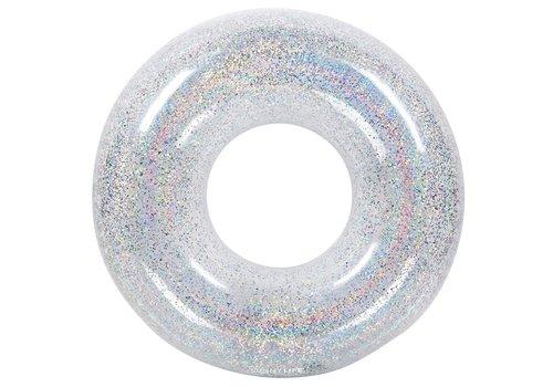 Sunnylife Sunnylife Pool Ring Glitter