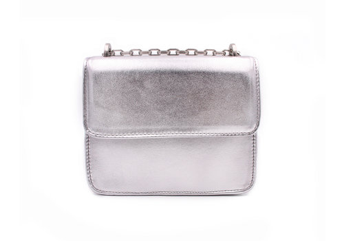 Denise Roobol Denise Roobol Mini Cruise Bag Silver