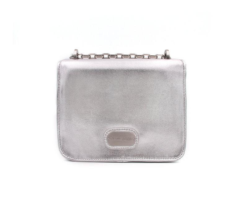Denise Roobol Mini Cruise Bag Silver