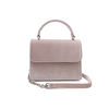 "Denise Roobol Denise Roobol ""Mini Handle Bag"" Nude Velvet"