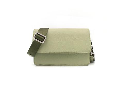 Denise Roobol Denise Roobol Clutch Bag Milky  Green