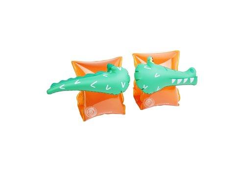 Sunnylife Sunnylife Kids Float Bands Croc