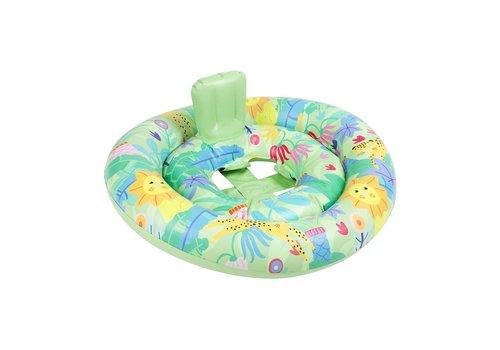 Sunnylife Sunnylife Opblaasbaar Baby Zwemzitje Jungle