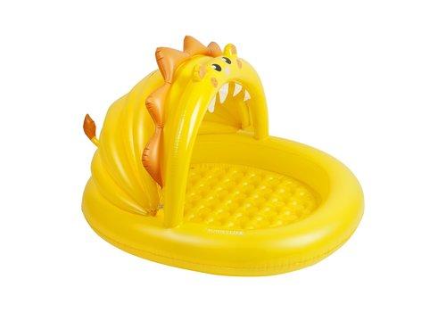 Sunnylife Sunnylife Opblaasbaar Kinderzwembad 'Leeuw'