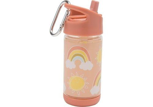 Sugarbooger Sugarbooger Flip & Sip Drinkfles Rainbows & Sunshine