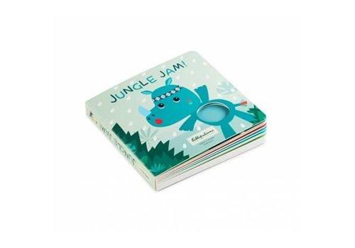 Lilliputiens Lilliputiens Voelboekje met Geluiden Jungle Jam!