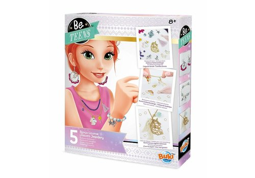 BUKI Buki Be Teens Unicorn Jewellery
