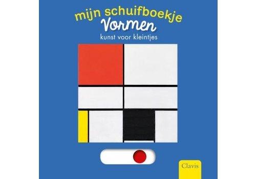 Clavis Clavis Mijn Schuifboekje Vormen Kunst voor Kleintjes