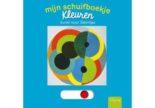 Clavis Clavis Mijn Schuifboekje Kleuren Kunst voor Kleintjes