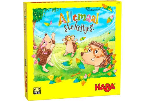 Haba Haba Geheugenspel Allemaal Stekeltjes