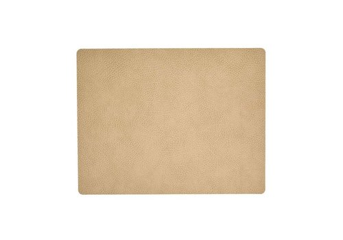 LIND DNA LIND DNA Placemat Square L Hippo Sand