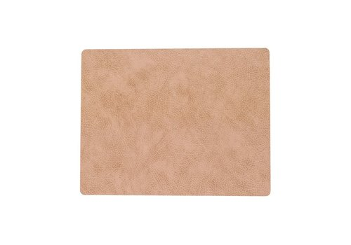 LIND DNA LIND DNA Placemat Square L Hippo Nude