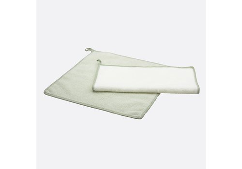 Point-Virgule Point-Virgule Set of 2 Microfibre Cloths