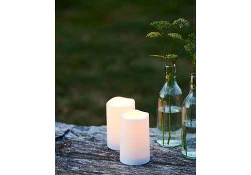 Sirius Sirius Storm Mini Outdoor 2 x LED Candle Ø5xH6,5 cm