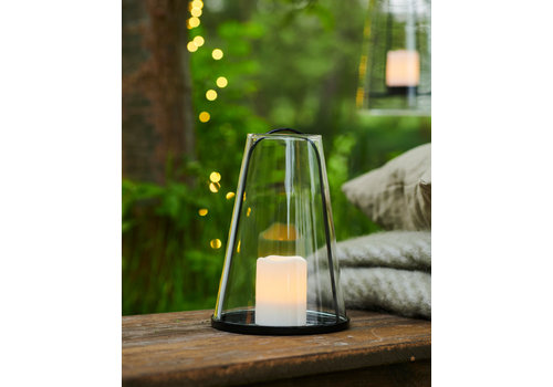 Sirius Sirius Albert Table Lantern with LED Candle Ø13xH20 cm