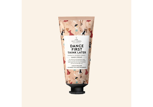 The Gift Label The Gift Label Hand Crème Tube Dance First Think Later SS20