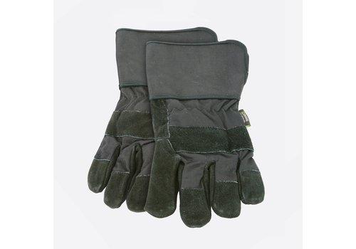 Point-Virgule Point Virgule Set of 2 Black Barbecue Gloves