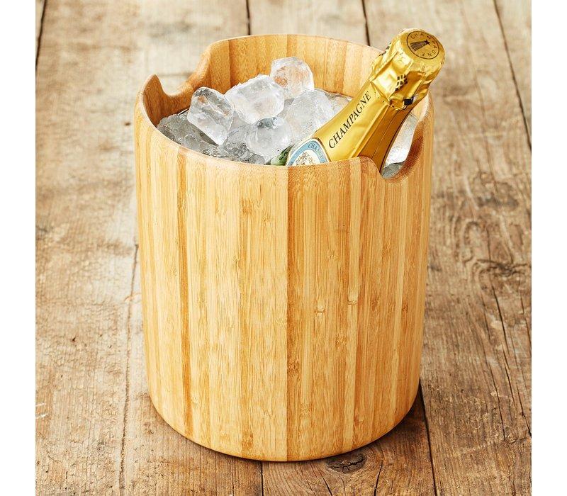 Point Virgule Champagne-Emmer uit Bamboe By Mathias De Ferm