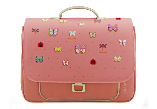 Jeune Premier Jeune Premier It Bag Mini Butterfly Pink