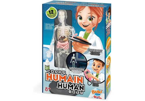 BUKI Buki The Human Body