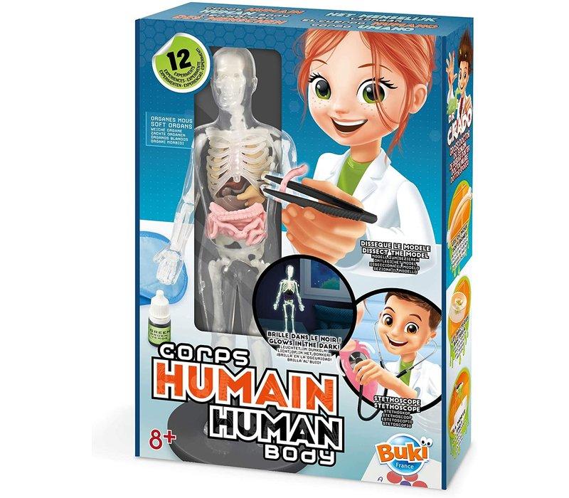 Buki Het Menselijk Lichaam
