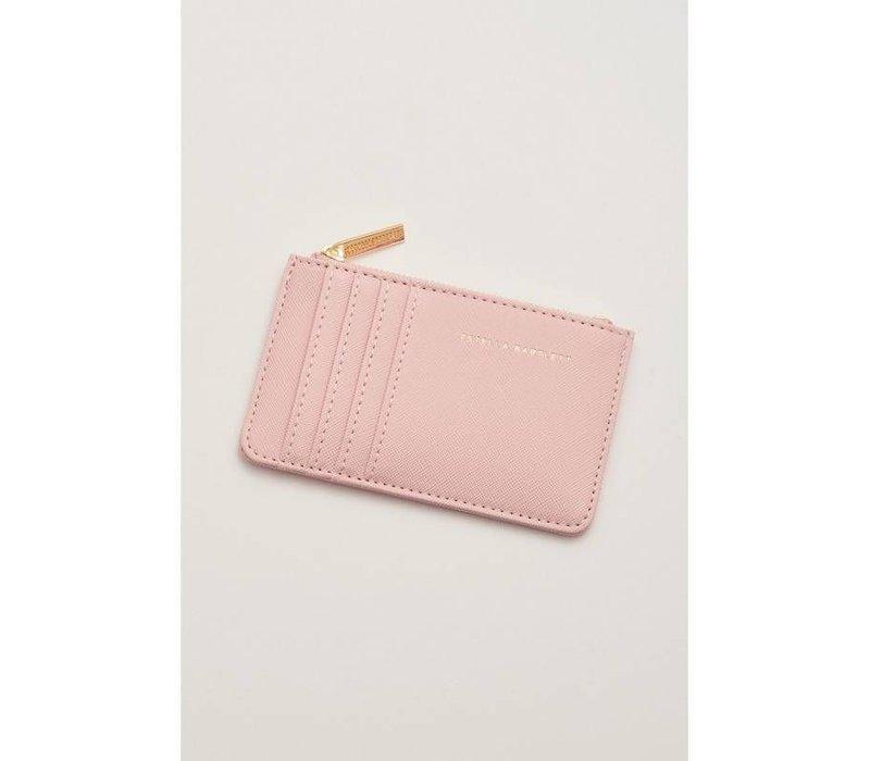 Estella Bartlett Rectangle Card Purse Blush