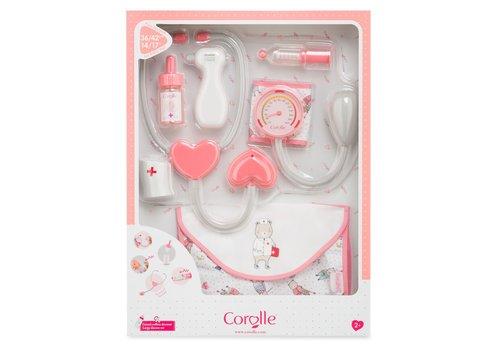 Corolle Corolle Dokter Set voor Babypoppen tussen 36 en 42 cm
