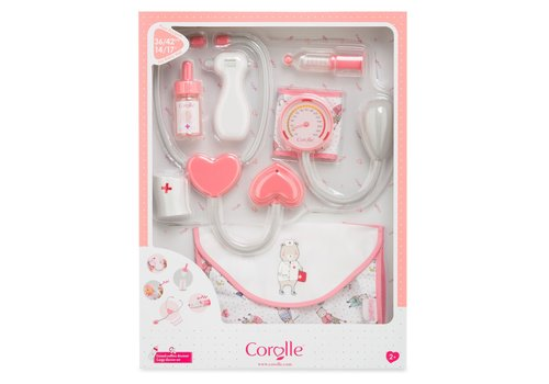 Corolle Corolle Large Doctor's Box for Dolls between 36 and 42 cm
