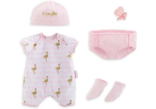 Corolle Corolle Geboorte Outfit Set voor Babypop 36 cm