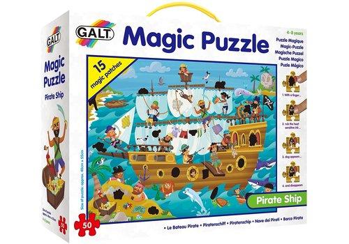 Galt Galt Magische Puzzel Piratenschip