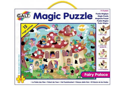 Galt Galt Magic Puzzle Fairy Palace