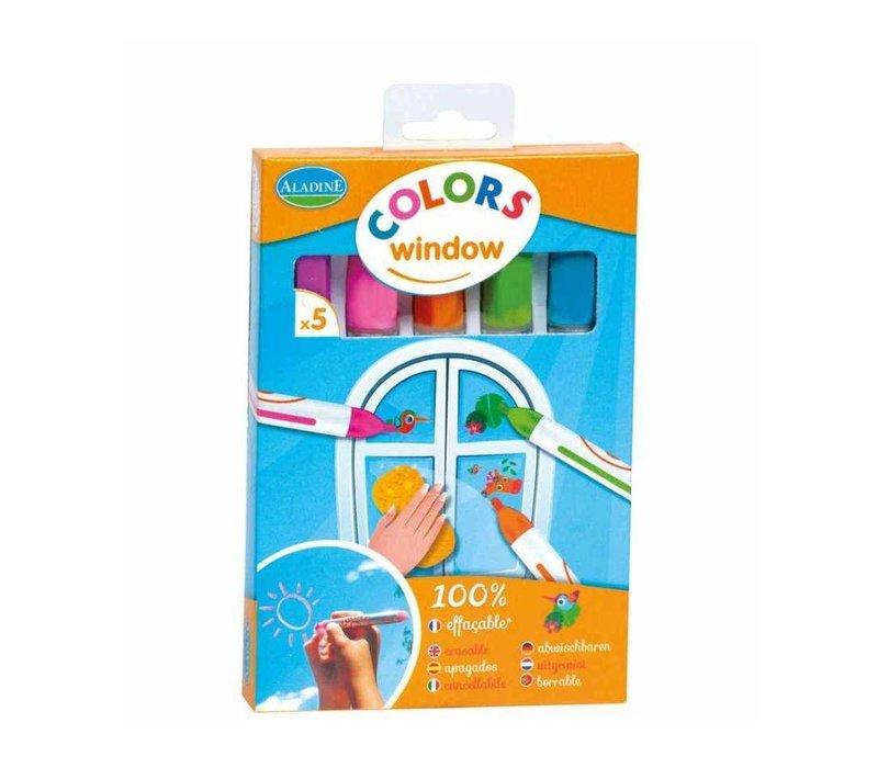Aladine Colors Window Markers