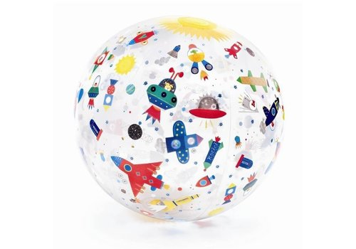 "Djeco Djeco Inflatable Ball ""Space"""