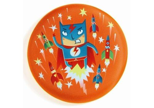 Djeco Djeco Frisbee Superhero
