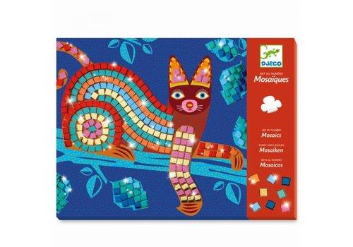 Djeco Djeco Art By Number Mosaics Oaxacan