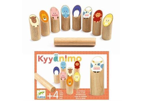 Djeco Djeco Kyyanimo Nordic Bowling Set