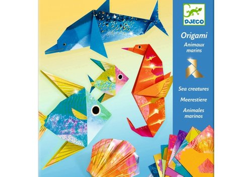 Djeco Djeco Origami Sea Creatures
