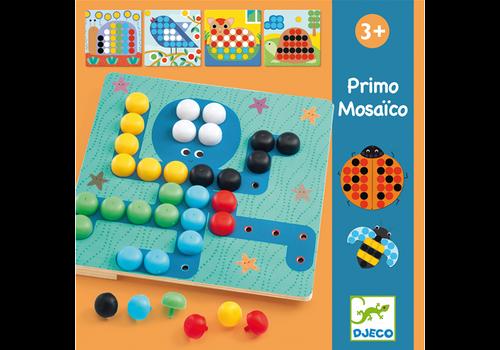 Djeco Djeco Primo Mosaic Game