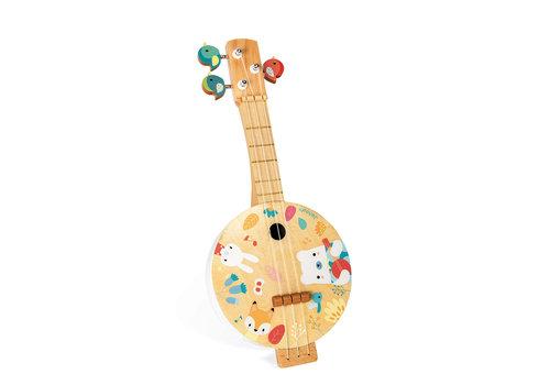 Janod Janod Wooden Banjo Pure