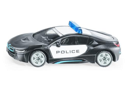 Siku Siku BMW i8 US police