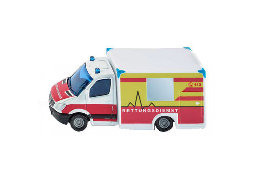 Siku Siku Ambulance Mercedes