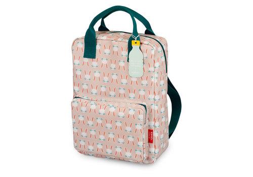 Engel Engel Backpack Bunny Medium