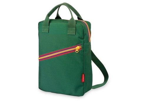 Engel Engel Backpack Zipper Green Large