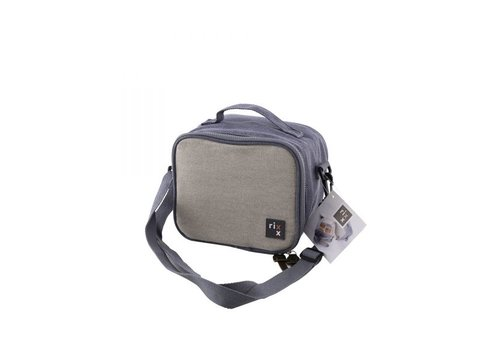 Rixx Rixx Cooling Bag With Carry Strap DarkBlue/Gray