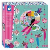 Janod Multi Activiteiten Box 11 Girly Decoraties
